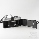 12 Minolta SR-1 SLR Camera with Rokkor 55mm f1.8 PF Lens + Extras VGC.jpg