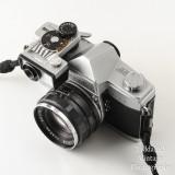 03 Minolta SR-1 SLR Camera with Rokkor 55mm f1.8 PF Lens + Extras VGC.jpg