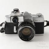 01 Minolta SR-1 SLR Camera with Rokkor 55mm f1.8 PF Lens + Extras VGC.jpg
