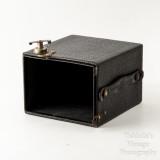 08 Kodak Brownie No. 2 Cartridge Hawk-Eye Model B 120 Roll Film Box Camera - Working.jpg