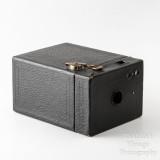 05 Kodak Brownie No. 2 Cartridge Hawk-Eye Model B 120 Roll Film Box Camera - Working.jpg