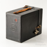 03 Kodak Brownie No. 2 Cartridge Hawkeye Model C 120 Roll Film Box Camera.jpg