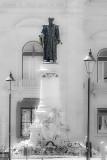A Estátua do Dr. Sousa Martins