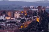 Óbidos em 5 de janeiro de 2012