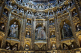 São Bento, a Imaculada Conceição e São Bernardo