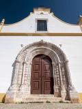 Pórtico Principal da Igreja Matriz de Alvor (Imóvel de Interesse Público)
