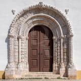 Pórtico Principal da Igreja Matriz de Alvor (IIP)