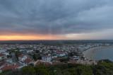 São Martinho do Porto em 18 de abril de 2017