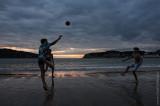 São Martinho do Porto em 6 de julho de 2017