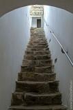 A Escada da Torre Sineira