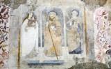 São Tiago, a Virgem e São Pedro