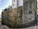 A Cerca Moura na Rua Norberto de Araújo