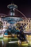 Rossio's Fountains