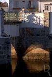 Monumentos de Tavira - Ponte Antiga Sobre o Rio Gilão