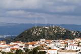 A Nazaré em 1 de junho de 2008 - Monte de S. Bartolomeu ou de S. Brás