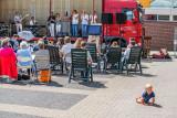 Pinksterfeest op het 'Dorpsplein' in Everdingen