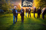 Onsteken Grachtverlichting Paardenmarkt 2017