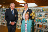 Wisseltrophee ringsteken voor scholierem voor Jenke van Zanten