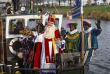 Aankomst Sinterklaas in Vrijstad Vianen