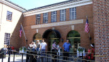 The National Baseball Hall of Fame Museum in Cooperstown - click on image to view gallery