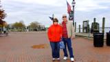 November 2015 - Karen and Don at Annapolis, Maryland