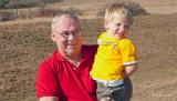 November 2008 - Don Boyd and his grandson Kyler in Colorado Springs