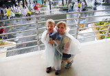 March 2010 - Kyler and Karen having fun at Walt Disney World