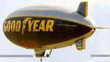 September 2007 - the Goodyear Blimp N2A Spirit of Innovation taking off from Pompano Air Park