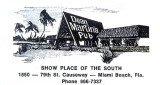 1969 - Dean Martin's Pub, Show Place of the South on 79th Street Causeway, North Bay Village