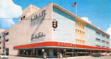 1950's - Burdine's Department Store in downtown Ft. Lauderdale