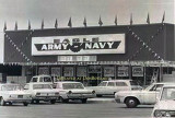 1960's - an Eagle Army-Navy store