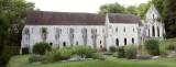 Radepont (Normandie) - Abbaye de Fontaine-Guérard