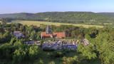 L'église Sainte Radegonde