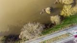 Les inondations à Giverny - hiver 2018