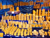 Beeswax Candle Stall