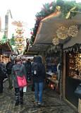 Amongst the Market Sheds