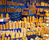 Beeswax Candle Stall . 1