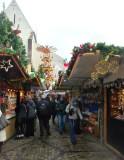 Amongst the Market Sheds  . 1