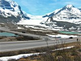 ICEFIELD PARKWAY & ATHABASCA GLACIER GALLERY