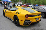 2017 Ferrari F12tdf, one of 799, not vintage but likely a future classic (4636)