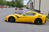 2017 Ferrari F12tdf, one of 799, not vintage but likely a future classic (4839)