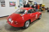 1960 Alfa Romeo Giulietta Sprint by Zagato (5040)