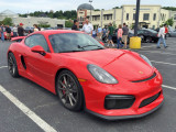 Cars & Coffee in Hunt Valley, MD -- May 27, 2017