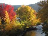 Fall Colors in Colorado (Vail, Aspen, Gateway, Boulder, Golden) -- October 2017