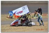 Willamette Speedway July 21 2018 karts