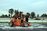 USAC Speed 2 Western Midgets - 360 Supers