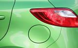 Mazda med sköna linjer