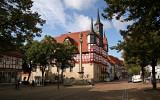Rådhuset i Duderstadt, Tyskland