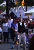 torch juggler