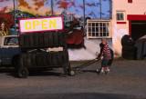 tire cart